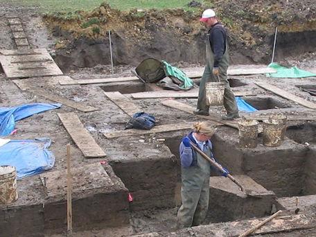 Archaeolgical site